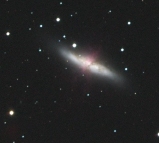 M82 after